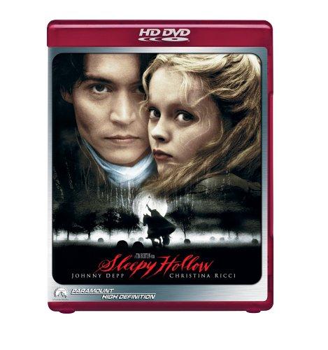 Cover art for  Sleepy Hollow [HD DVD]
