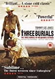 Three Burials - the Three Burials of Melquiades Estrada [DVD]