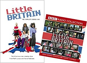 Little Britain - DVD with Audio CD [2003]