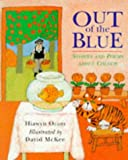 Out of the Blue: Stories and Poems About Colour (0006643329) by Oram, Hiawyn