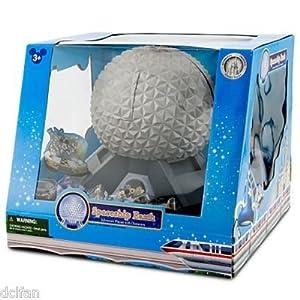 Epcot Spaceship Earth Toy Disney World Epcot Spaceship