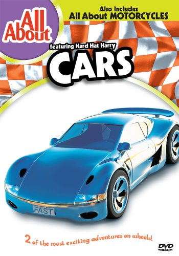 All About Cars & All About Motorcycles [DVD] [Import]