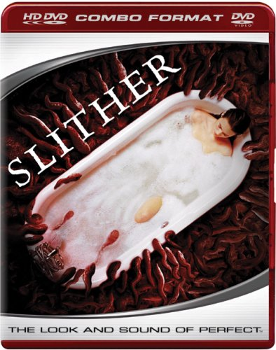 Cover art for  Slither (Combo HD DVD and Standard DVD)