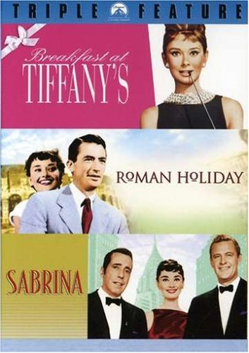 Audrey Hepburn Collection (Breakfast at Tiffany's / Roman Holiday / Sabrina)