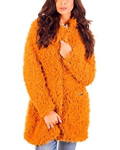 Lois Abrigo Calva Argarot Naranja