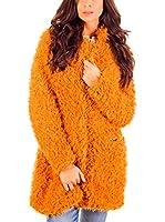 Lois Abrigo Calva Argarot (Naranja)