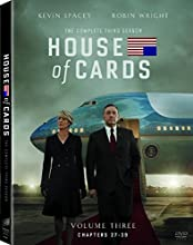 House Of Cards - Temporada 3 [DVD]