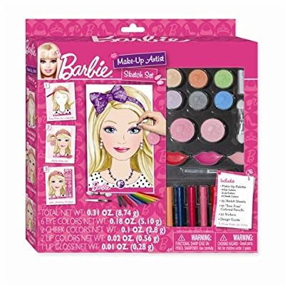 Barbie Make-Up Artist from Fashion Angels