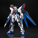 Gundam Seed ZGMF-X20A Strike Freedom Gundam Full Burst Mode 1/100 MG Model Kit