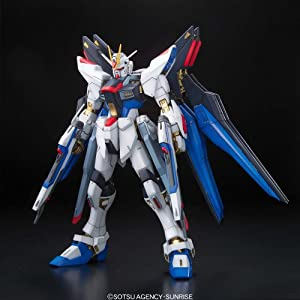 Gundam ZGMF-X20A Strike Freedom Gundam Full Burst Mode MG 1/100 Scale