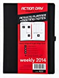 Action Day Weekly Planner 2014 - Size 8x11 - Layout Designed to Get Things Done