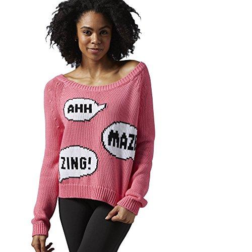 Sudore-shirt Reebok donne maglione