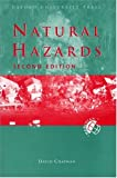 Natural Hazards (Meridian: Australian Geographical Perspectives) (0195508092) by Chapman, David