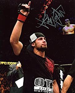 RICH CLEMENTI signed *UFC MMA* 8x10 Photo W/COA #4