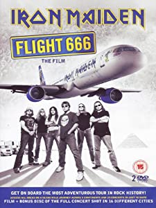 Iron Maiden - Flight 666 - The Film