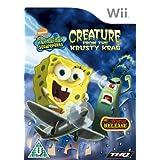 SpongeBob SquarePants: Creature from the Krusty Krab (Wii)by THQ