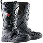 O'Neal Racing Element Men's Motocross Motorcycle Boots Black