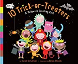 Schulman Janet 10 Trick-Or-Treaters: A Halloween Counting Book