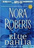 Blue Dahlia (In the Garden)