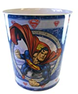 Planet Krypton Superman Waste Bin - Superman Trash Can