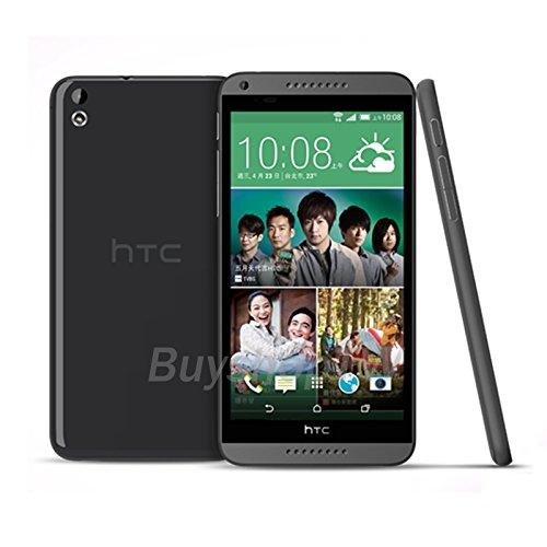 "New Htc Desire 816 4G Lte 8Gb (Unlocked) 5.5"" Nano Sim 13Mp Smartphone Black"