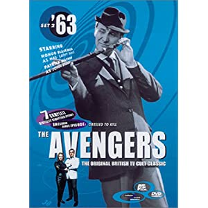The Avengers '63, Set 2 movie