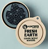 Hunters Specialties Fresh Earth Cover Scent Wafers (3 Pack)