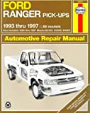 img - for Ford Ranger & Mazda Pick-Ups Automotive Repair Manual: 1993 Thru 1997 (Hayne's Automotive Repair Manual) book / textbook / text book