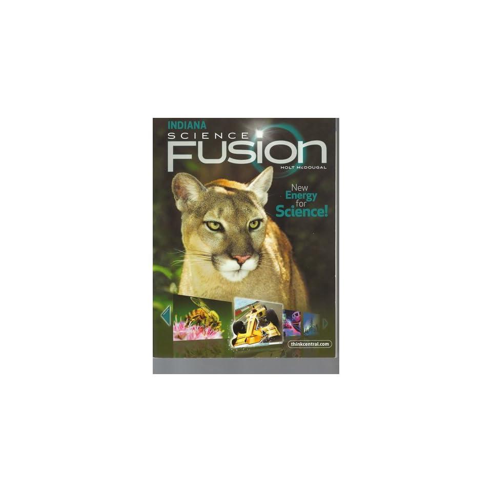 Science Fusion Interactive Worktext Grade 7 Holt Mcdougal