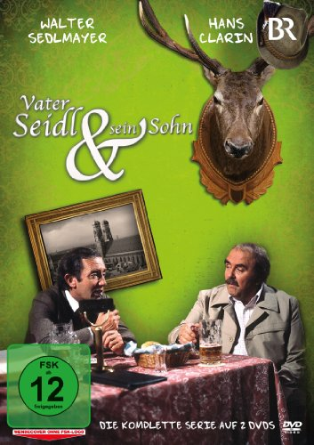 Vater Seidl und sein Sohn - Die komplette Serie [2 DVDs]