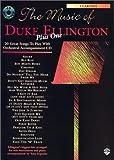 The Music of Duke Ellington Plus One: Clarinet (Book & CD) (0769277888) by Ellington, Duke