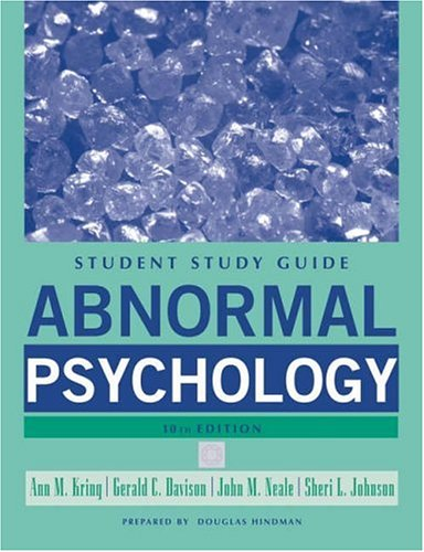 practice case studies for abnormal psychology