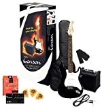 Tenson F502540 E-Gitarre ST Player Pack