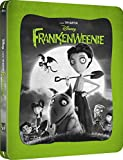 Frankenweenie 3D (Includes 2D Version) - Zavvi Exclusive Limited Edition Steelbook Blu-ray Movie