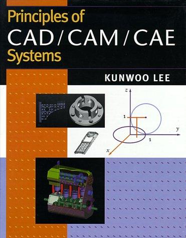 Principles of CAD/CAM/CAE