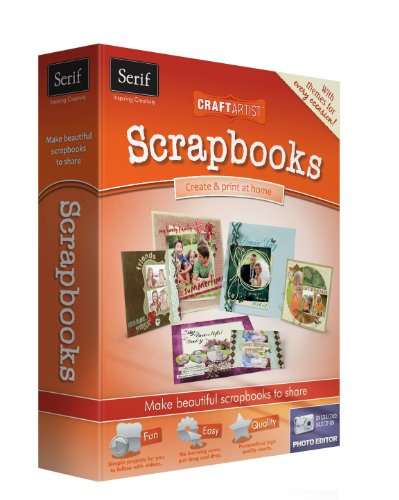 Serif CraftArtist Scrapbooks
