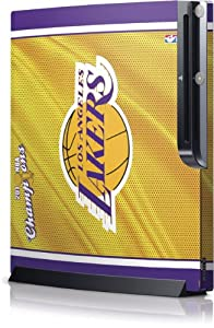 NBA - Los Angeles Lakers - LA Lakers 2010 NBA Champions - Sony Playstation 3 PS3 Slim... by Skinit