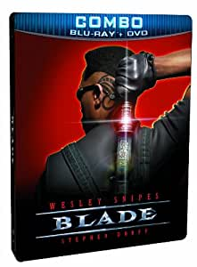 Blade (SteelBook Edition Blu-ray + DVD Combo) [Blu-ray]