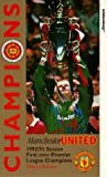 Video - Manchester United - Champions - The Official 1992/93 Season Review [1993] [VHS]