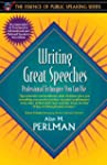 Writing Great Speeches: Professional...