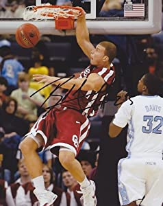 Blake Griffin Autographed Hand Signed Oklahoma Sooners 8x10 Photo - Los Angeles... by Real+Deal+Memorabilia