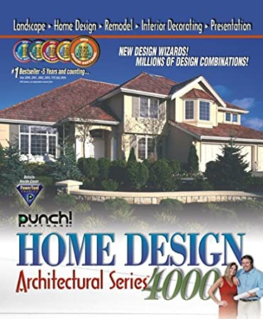 Punch! Home Design Architectural Series 4000