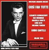 Mozart - Così fan tutte (Cantelli, Milan 1956) Wolfgang Amadeus Mozart