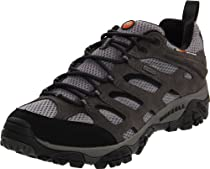 Merrell Men's Moab Waterproof Hiking Shoe,Beluga,7.5 M US
