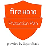 2-Year Protection Plan plus Accident Protection for Fire HD 10 Tablet (7th Generation, 2017 release) (delivered via e-mail)
