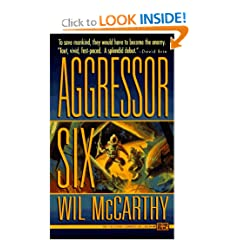 Aggressor Six by Wil McCarthy
