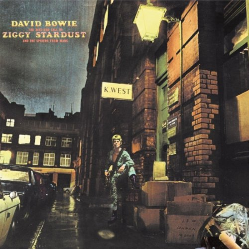 David Bowie – The Rise And Fall Of Ziggy Stardust And The Spiders From Mars (REMASTERED) (2012) [FLAC]