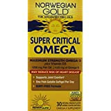 Norwegian Gold Super Critical Omega, 30-Count