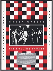 Muddy Waters & The Rolling Stones - Live At The Checkerboard Lounge (Dvd+Cd)
