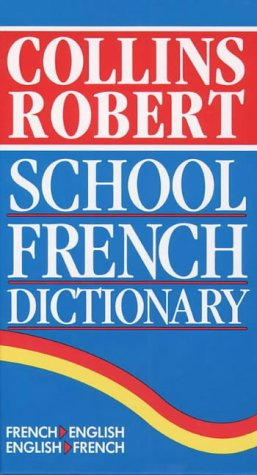 collins robert french english english french dictionary